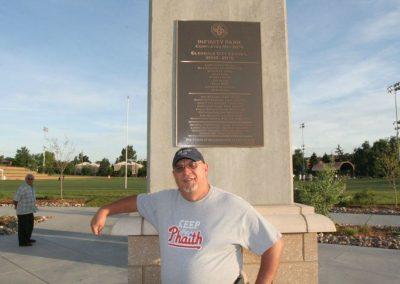 Al Koniecki at Infinity Field Glendale, Colorodo National Div III Rugby Championship