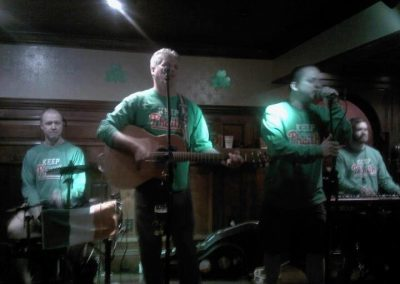 Celtic Connection Keeps the Phaith on St. Paddy's Day in Las Vegas
