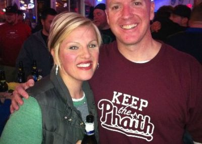 Dette and John O'Callahan Keeping the Phaith in North Wildwood