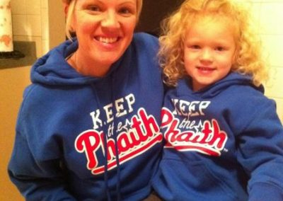 Dette and Maggie Latchum Keeping the Phaith in Scraton, PA