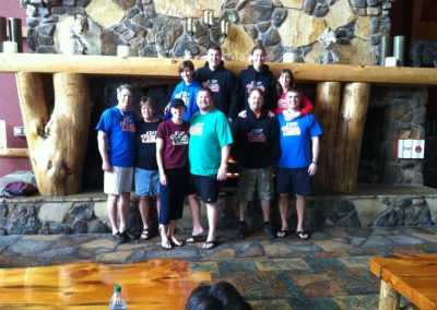 Keeping the Phaith at the Great Wolf Lodge (2)