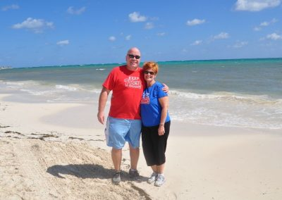 Keeping the Phaith in Cancun, Mexico
