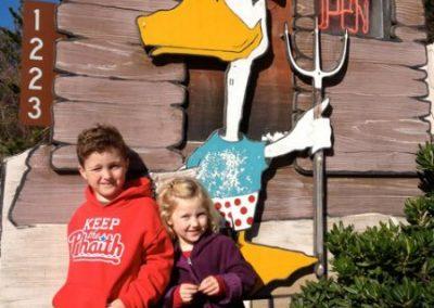 Keeping the Phaith in Duck, North Carolina