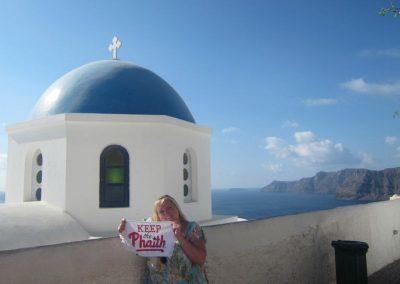 Keeping the Phaith in Greece
