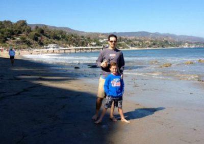 Luke Burman Keeping the Phaith in Malibu