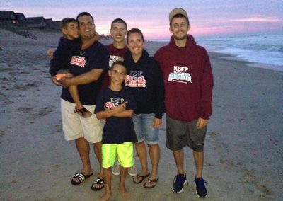 The Ecker Family Keeping the Phaith in OBX