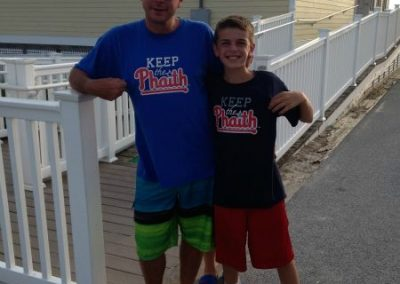 The McGrath's Keeping the Phaith in Cape May